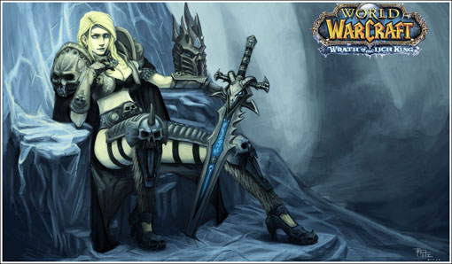 Alt History What If Jaina Became The Lich Queen